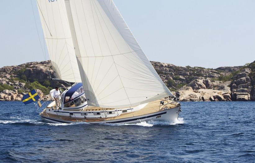 Malö 37 Sailing