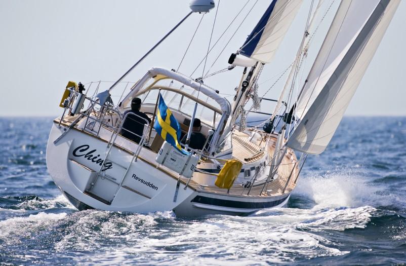 Mal� 40 Sailing