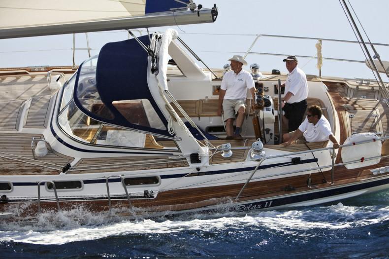 Mal� 46 Sailing