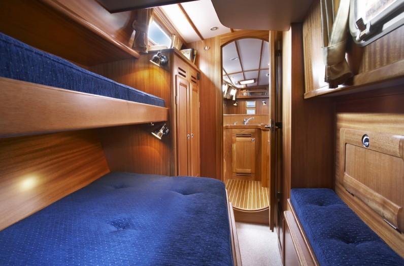Mal� 46 Aft Cabin